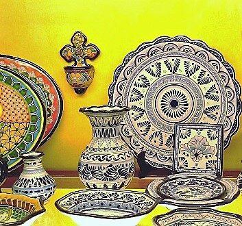 墨西哥, 里维埃拉玛雅, 墨西哥艺术