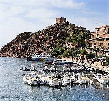 France, Corsica, Porto