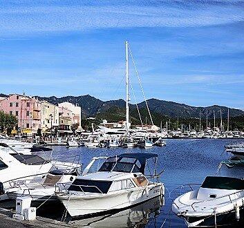 France, Corsica, Saint-Florent