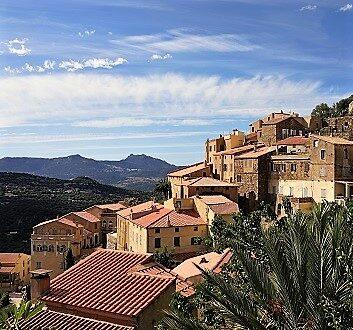 France, Corsica, Belgodère