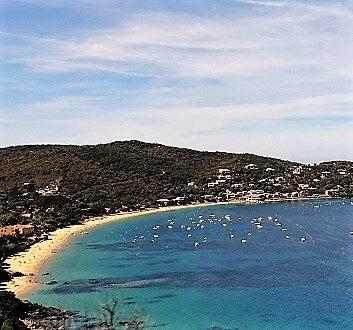 France, Corsica, Drive to Plage de Campomoro