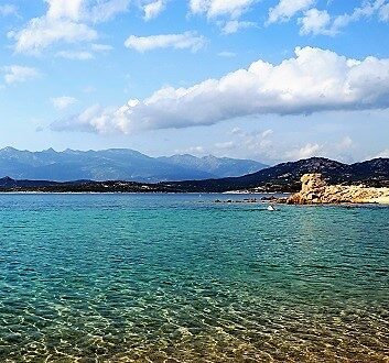 France, Corsica, Plage de Tonnara