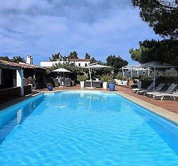 France, Corsica, Miramar Corsica Hotel