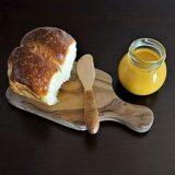 Lilikoi Butter with Brioche