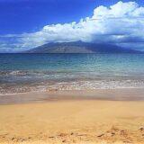 USA, Hawaje, Maui, Plaża Wailea