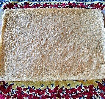 Génoise Cake