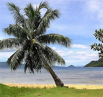 Fiji, Qamea Island