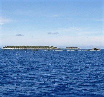 Fiji, Coastal Scenery Near Viti Levu Island