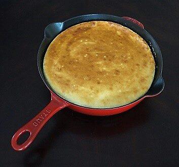 Kaiserschmarrn, Baked Pancake