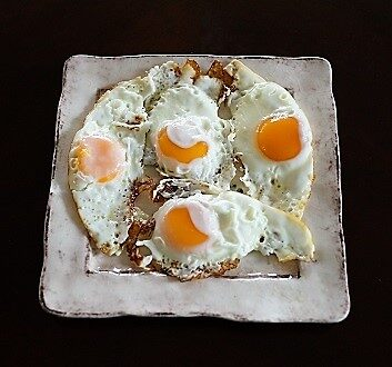 Eggs Sunny-Side Up