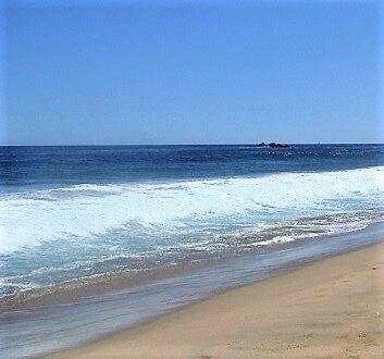 Chile, Viña del Mar, Beach