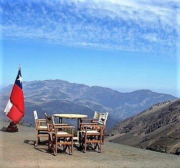 Chile, Andes Mountains