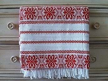 Greece, Throw Blanket