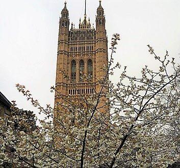 England, London, Victoria Tower