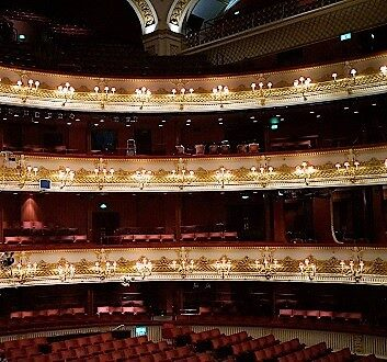 England, London, Royal Opera House