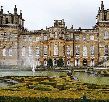 England, London, Blenheim Palace