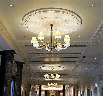 England, London, Hyatt Regency London - The Churchill