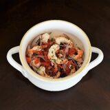 Chile, Shrimp Ceviche