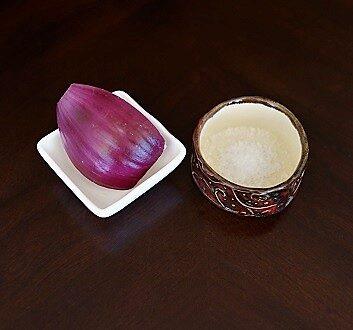 Red Onion, Sea Salt