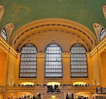 USA, New York, Grand Central Terminal, Main Concourse