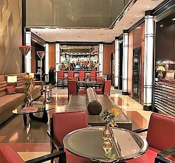 USA, New York, The Chatwal A Luxury Collection Hotel, New York City