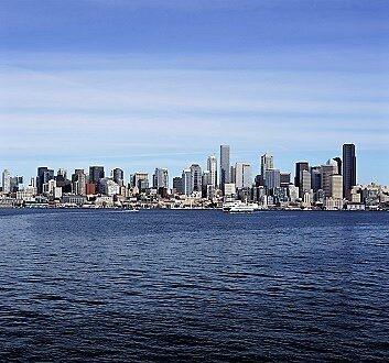 USA, Pacific Northwest, Seattle