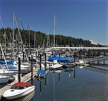 USA, Pacific Northwest, Gig Harbour